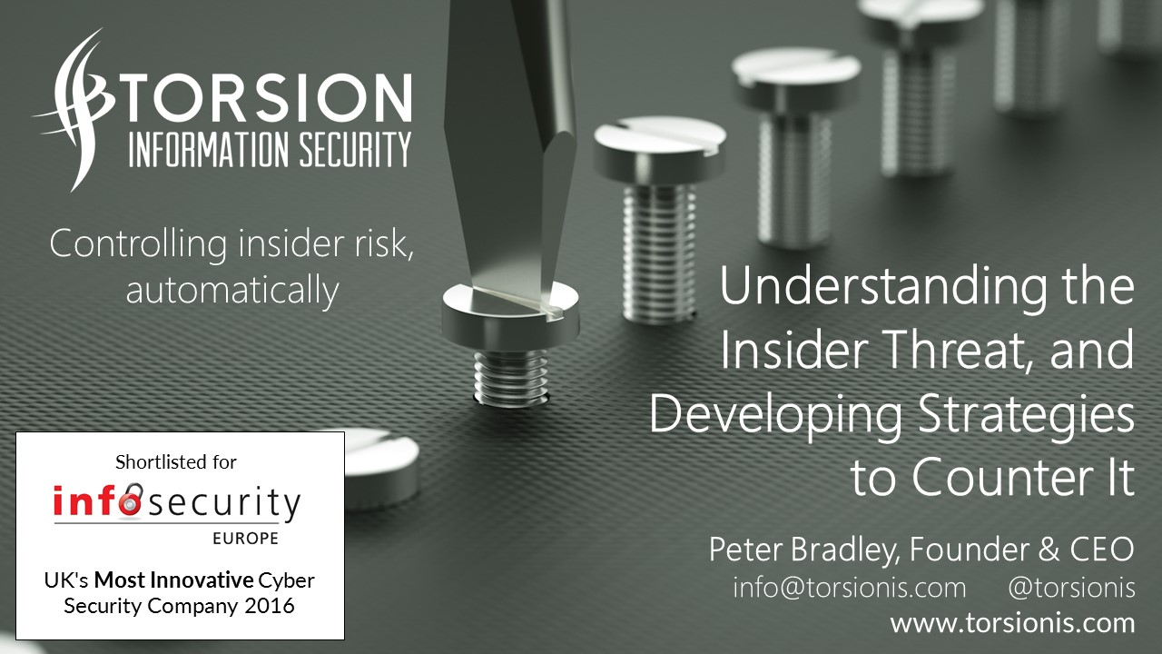 torsion insider threat image
