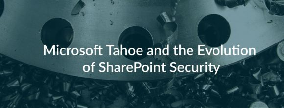 torsion Microsoft Tahoe SharePoint Security