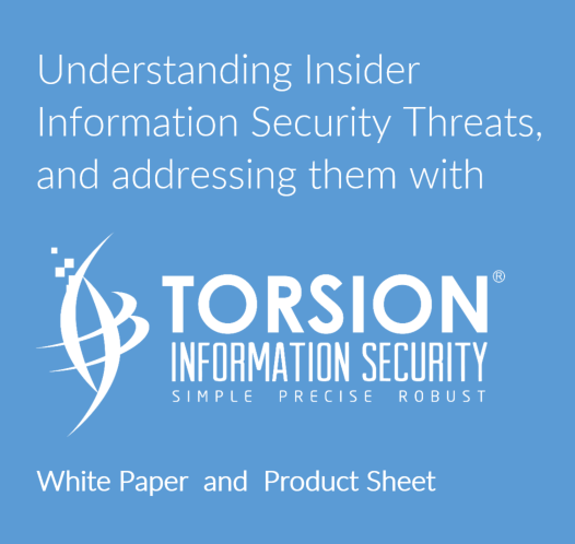 torsion insider white paper cover