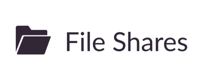 logo file shares