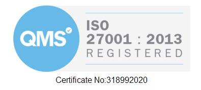 ISO 27001 2013 badge white 002 - Home